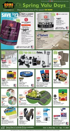 Valu Home Centers catalogue ( 2 days left )