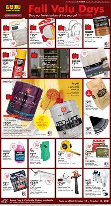 Valu Home Centers catalog ( Expires today)