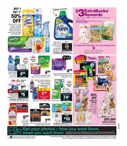 Bags deals in the CVS Pharmacy weekly ad in Modesto CA