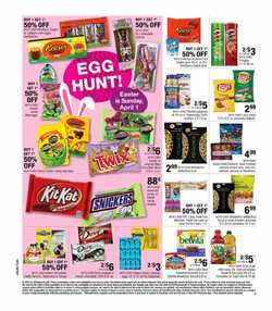 Chips deals in the CVS Pharmacy weekly ad in New York