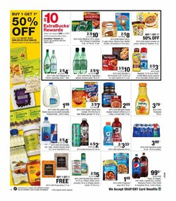 Pizza deals in the CVS Pharmacy weekly ad in Savannah GA