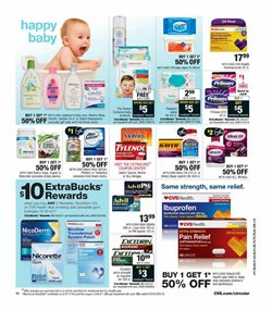 Tablet deals in the CVS Pharmacy weekly ad in Columbus IN