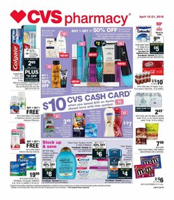 Grocery & Drug deals in the CVS Pharmacy weekly ad in New York