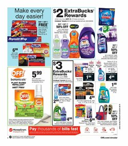 Footwear deals in the CVS Pharmacy weekly ad in New York