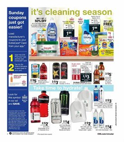 LG deals in the CVS Pharmacy weekly ad in New York
