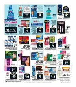 Toothpaste deals in the CVS Pharmacy weekly ad in Los Angeles CA