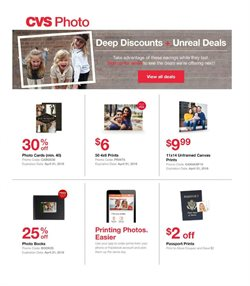 Prints deals in the CVS Pharmacy weekly ad in San Jose CA