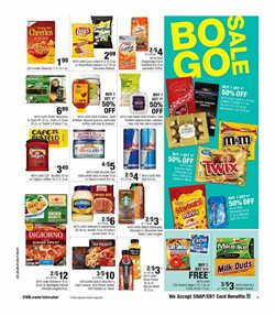 Cheese deals in the CVS Pharmacy weekly ad in Livonia MI