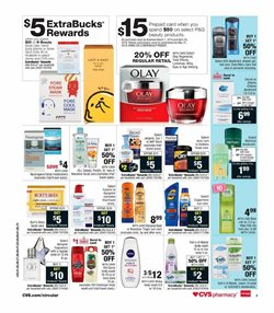 Gel deals in the CVS Pharmacy weekly ad in Dearborn Heights MI