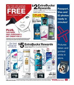 Sales deals in the CVS Pharmacy weekly ad in Livonia MI