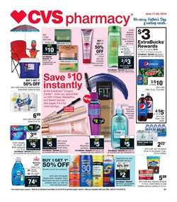 CVS Pharmacy deals in the New Orleans LA weekly ad
