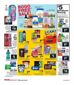 Furniture deals in the CVS Pharmacy weekly ad in Fontana CA