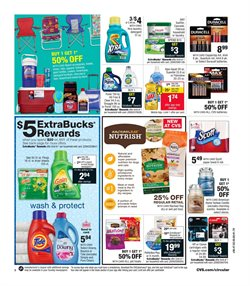Detergent deals in the CVS Pharmacy weekly ad in Stone Mountain GA