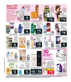 Soap deals in the CVS Pharmacy weekly ad in Whittier CA