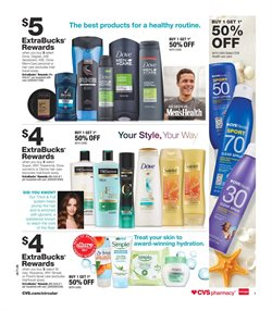 Exhaust deals in the CVS Pharmacy weekly ad in Dearborn Heights MI