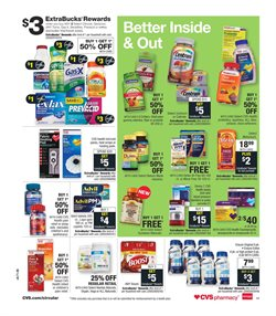 Monitor deals in the CVS Pharmacy weekly ad in New York