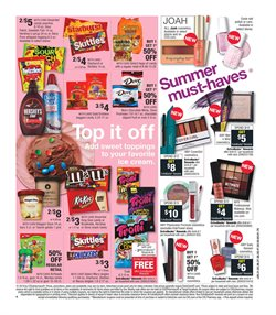 Nails deals in the CVS Pharmacy weekly ad in Roswell GA