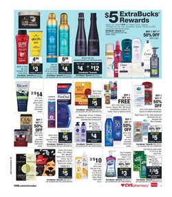 Medicines deals in the CVS Pharmacy weekly ad in New York
