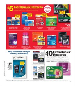 Men's socks deals in the CVS Pharmacy weekly ad in New York