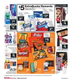 Soap deals in the CVS Pharmacy weekly ad in New York