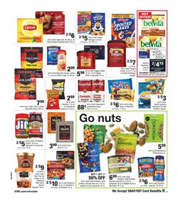 Kellogg's deals in the CVS Pharmacy weekly ad in Concord CA