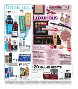 Swing deals in the CVS Pharmacy weekly ad in Tucson AZ