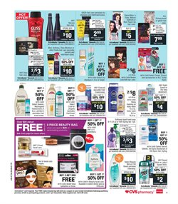 Deodorant deals in the CVS Pharmacy weekly ad in Whittier CA