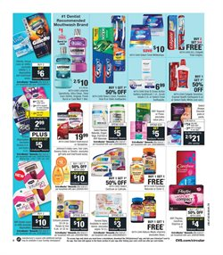 Colgate deals in the CVS Pharmacy weekly ad in Concord CA