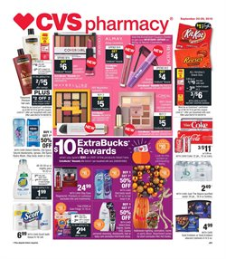 CVS Pharmacy deals in the Elgin IL weekly ad