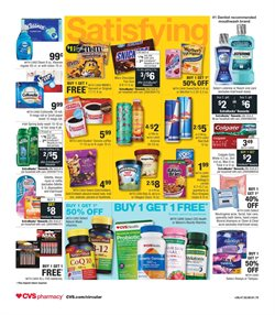 Coffee deals in the CVS Pharmacy weekly ad in New York