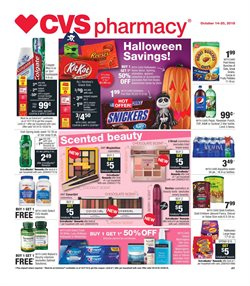 Coca-cola deals in the CVS Pharmacy weekly ad in New York