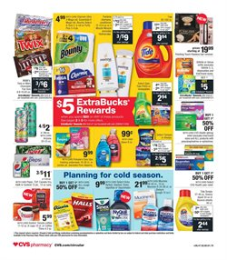 Fabric softener deals in the CVS Pharmacy weekly ad in Livonia MI