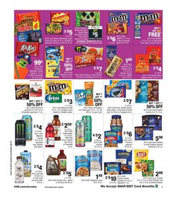 Fruit deals in the CVS Pharmacy weekly ad in Modesto CA