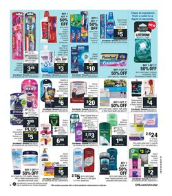 Hydrating lotion deals in the CVS Pharmacy weekly ad in New York