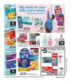Cradle deals in the CVS Pharmacy weekly ad in Modesto CA
