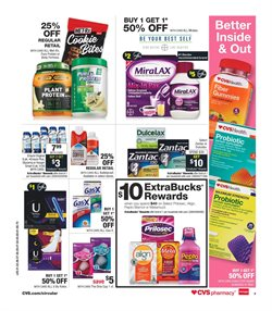 Swing deals in the CVS Pharmacy weekly ad in New York