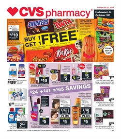 Cereals deals in the CVS Pharmacy weekly ad in New York