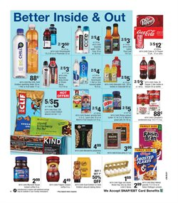 Butter deals in the CVS Pharmacy weekly ad in New York