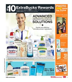 Cream deals in the CVS Pharmacy weekly ad in New York
