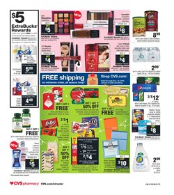 Refreshments deals in the CVS Pharmacy weekly ad in New York