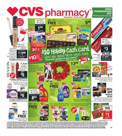 CVS Pharmacy deals in the Valparaiso IN weekly ad