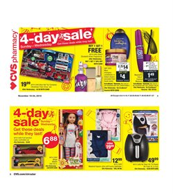 TV deals in the CVS Pharmacy weekly ad in Stone Mountain GA