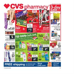Grocery & Drug deals in the CVS Pharmacy weekly ad in North Hollywood CA