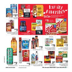 Chicken deals in the CVS Pharmacy weekly ad in Saint Augustine FL