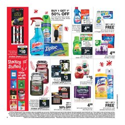 Furniture deals in the CVS Pharmacy weekly ad in New York