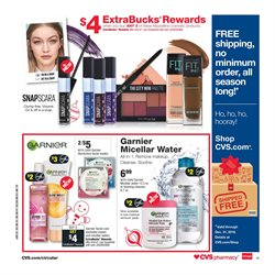 Saw deals in the CVS Pharmacy weekly ad in Schenectady NY
