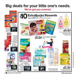 Toilet paper deals in the CVS Pharmacy weekly ad in Fontana CA