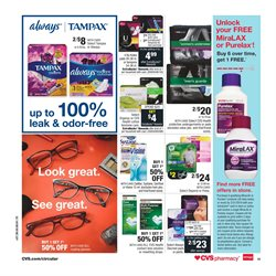 Optical deals in the CVS Pharmacy weekly ad in New York