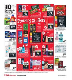 Water deals in the CVS Pharmacy weekly ad in Fullerton CA