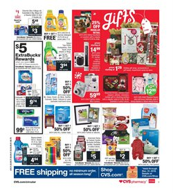Season deals in the CVS Pharmacy weekly ad in New York